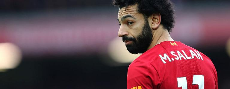 Mohamed Salah scores a new achievement in his Champions League career