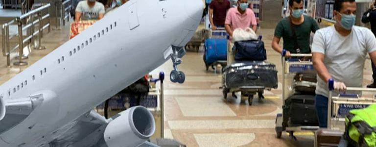 Reducing travel restrictions for travelers coming from 47 destinations